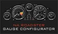 NA ユーノス ロードスター メーター周辺内装パーツ 導入シュミレーター