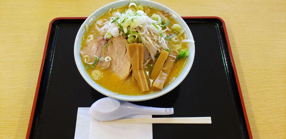 梅光軒、味噌拉麺