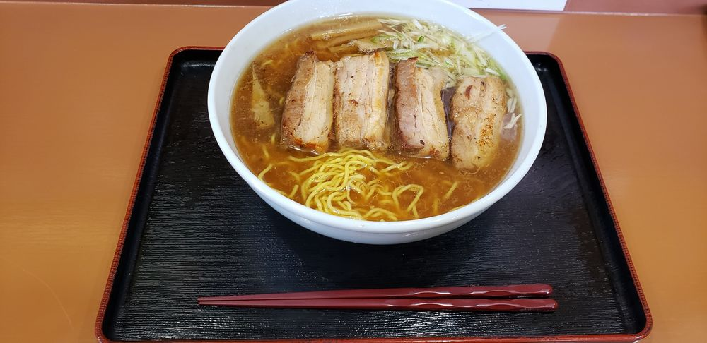 UMAMIYA蛍、叉焼醤油拉麺