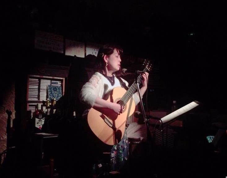 梅田グラナダ 弾き歌いライブ