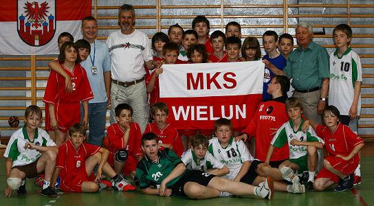 MD-Jugend 2008 in Wielun (Foto Kai Stephan)