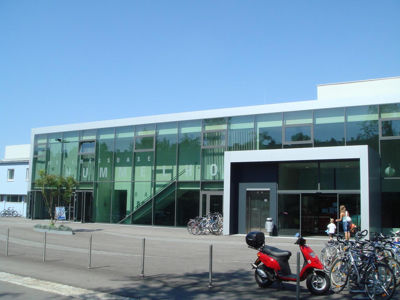 Massage Fachinstitut Wohlgemuth in der Wellnessoase Hummelhof Linz/Bindermichl