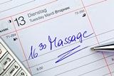Terminkalender Massage