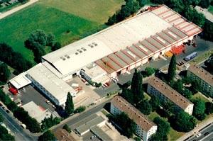 KK Getränkegroßhandel, Rhein-Main. Großes Lager für permanente Lieferfähigkeit.