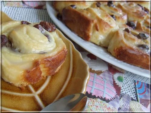 recette tarte briochée