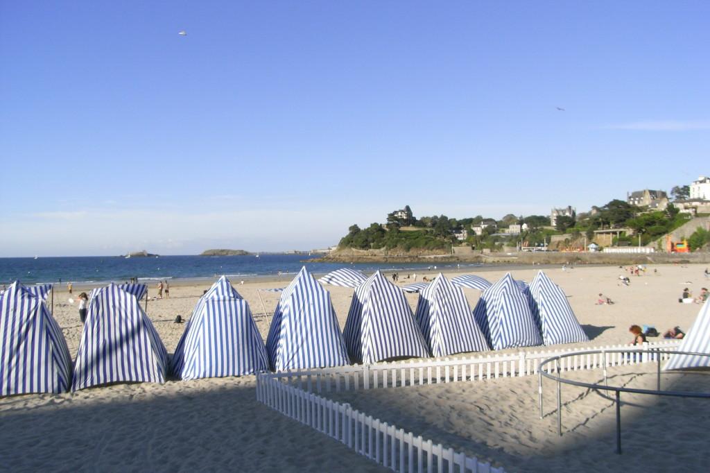 La plage du Prieuré