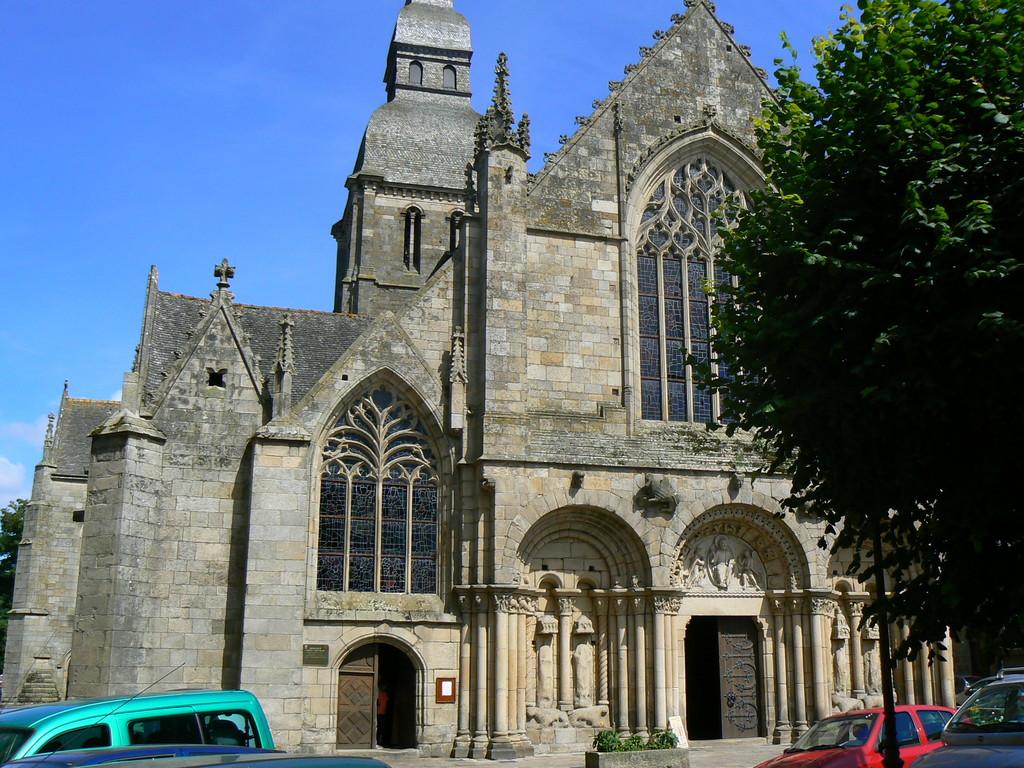 L'église Saint Sauveur