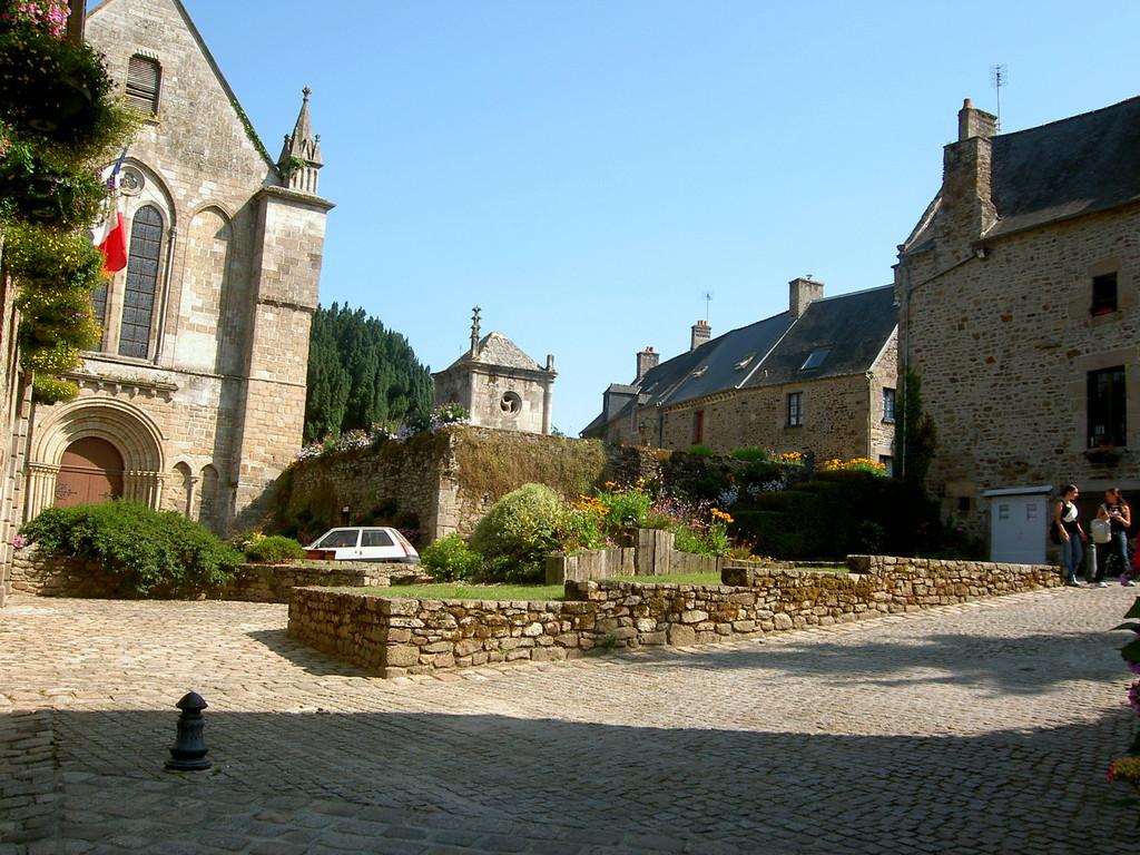 Léhon , l'abbaye