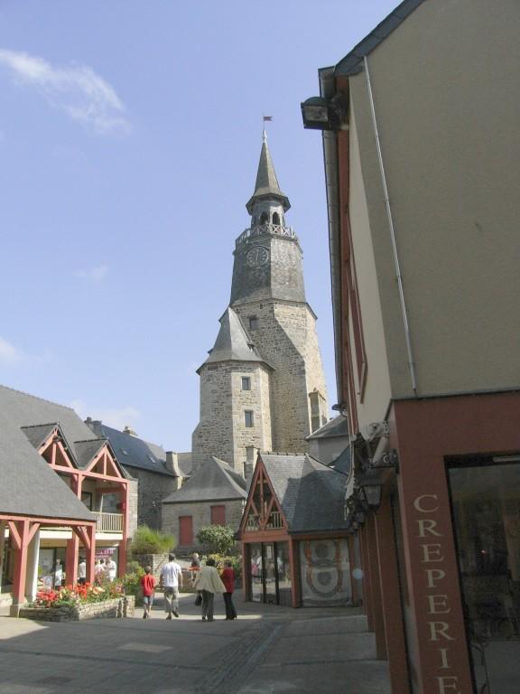 Passage de la Tour de l'horloge