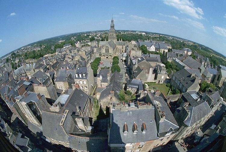 Dinan...ville d'art et d'histoire...