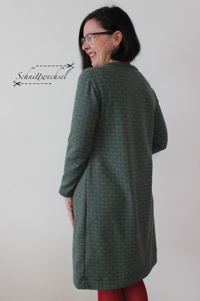 Kleid Alix - Schnittwechsels