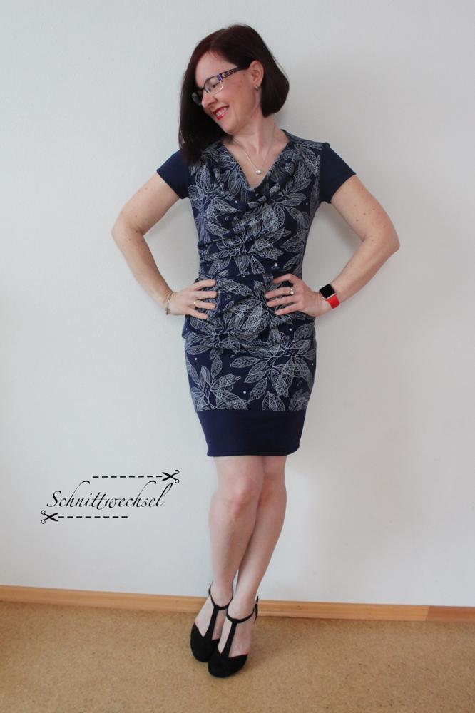 Kleid Grace - Schnittwechsels