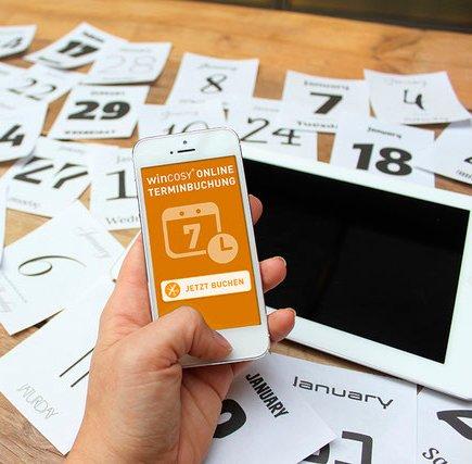 winCOSY - bewährtes Kassensystem - Kassensoftware mit Online Terminbuch