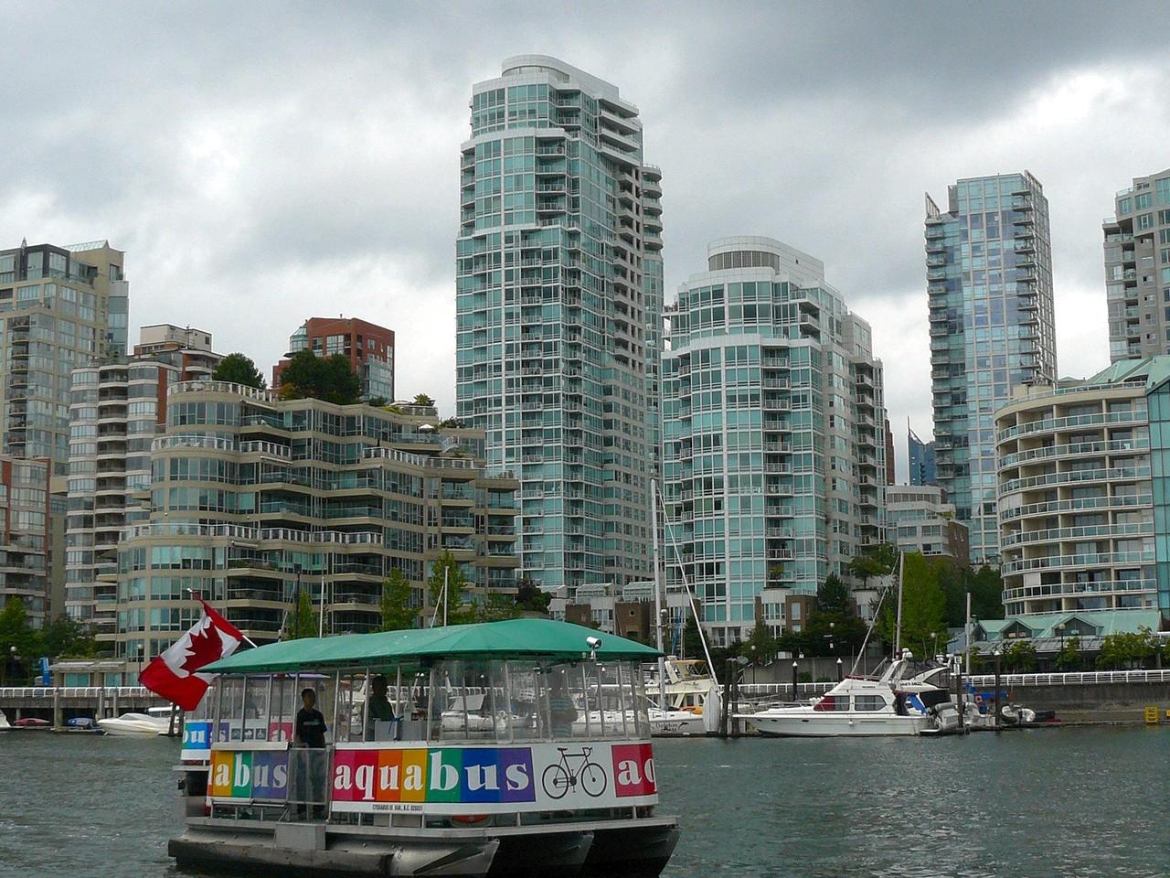 <B>...der 2,3 Millionenstadt im Südwesten von British Columbia an der Westküste Kanadas