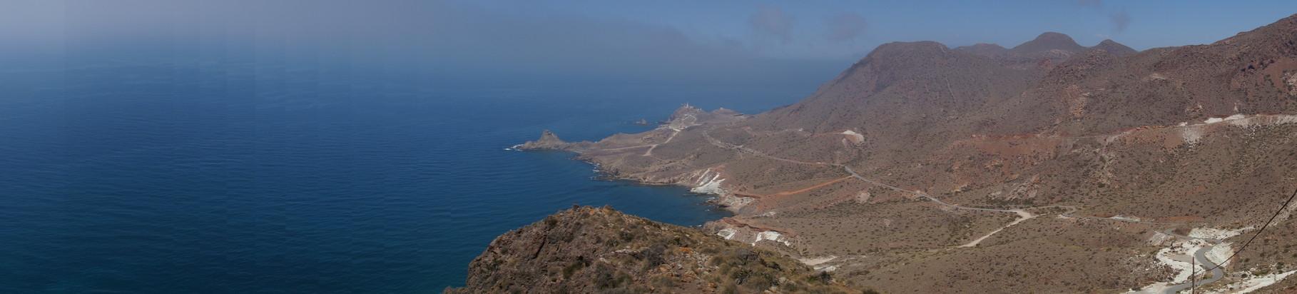 <B>Die höchste Erhebung des Gebiets ist der Pico de los Frailes.</B>