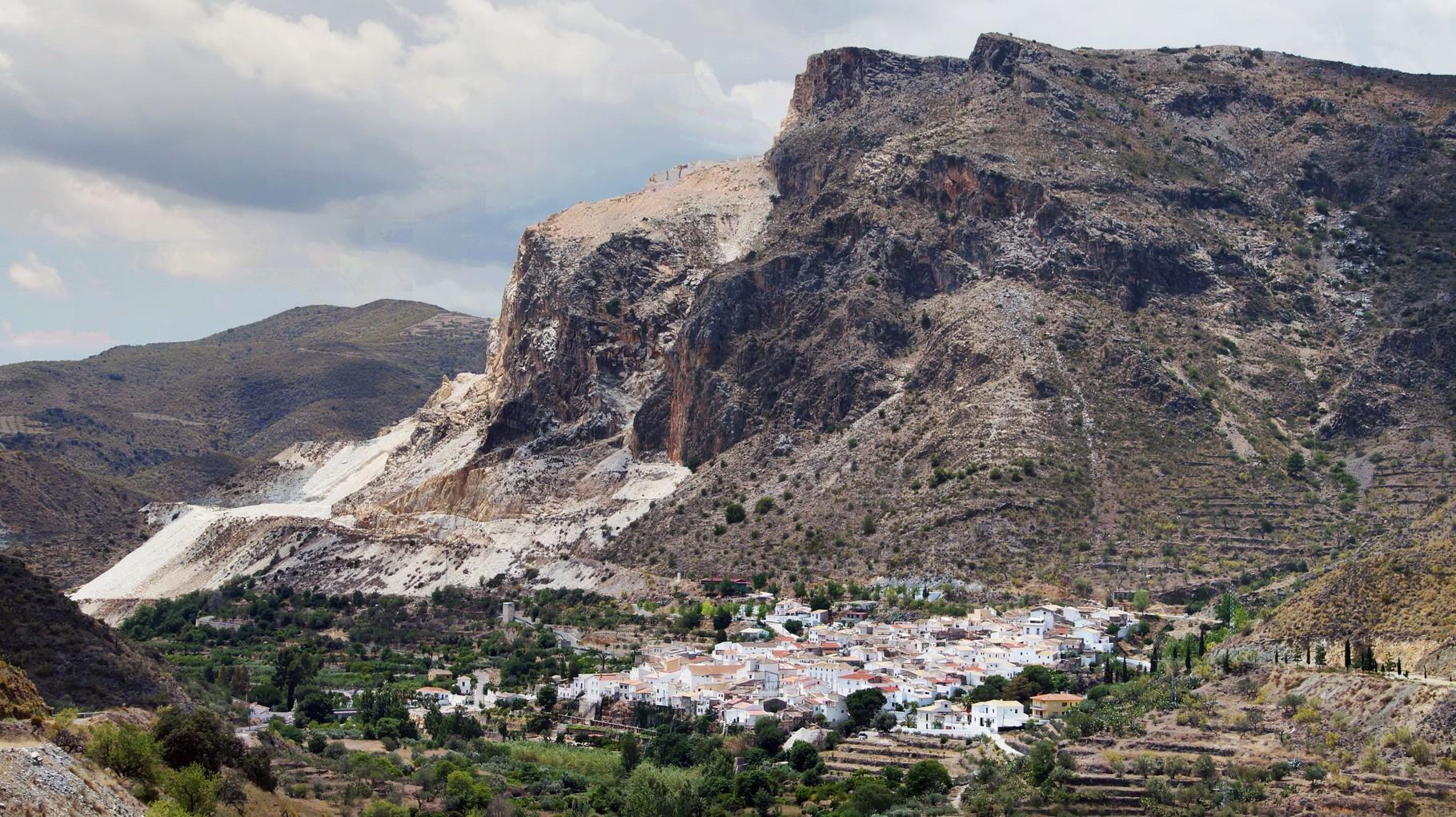 <B>Spanien, wie es früher einmal war: In der Sierra de los Filabres ist es verträumt, ländlich, ruhig...</B>