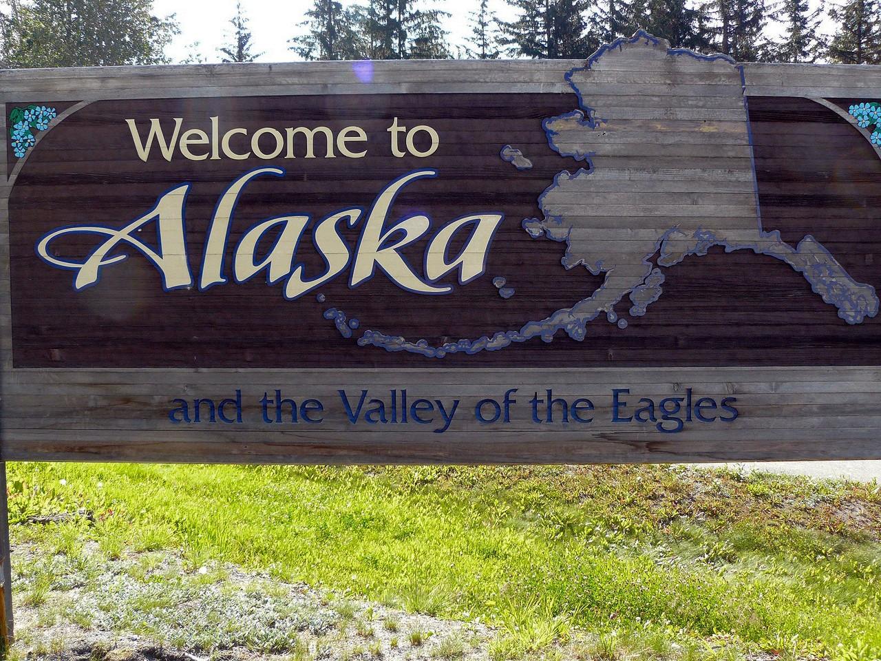 <B>Wieder mal in Alaska