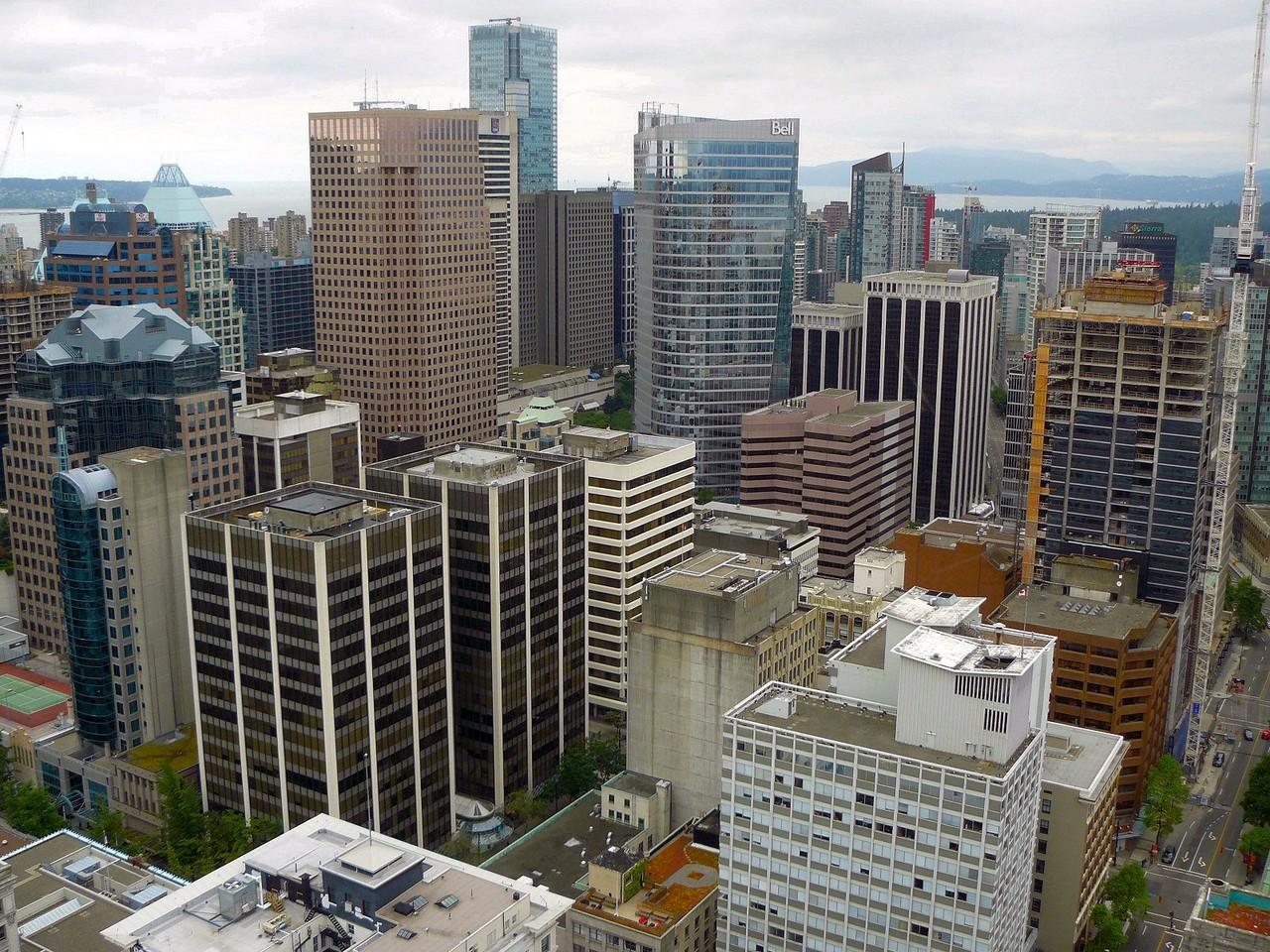 <B>Wir starten unsere Reise in Vancouver...