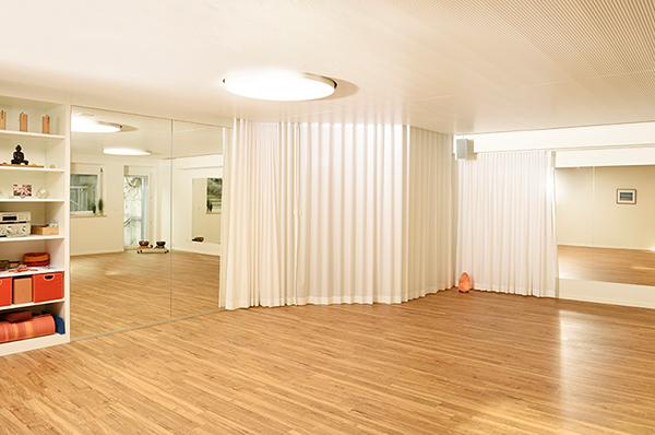 Joga Studio Basel, Architekturfotograf Basel Land I ©Natascha Jansen