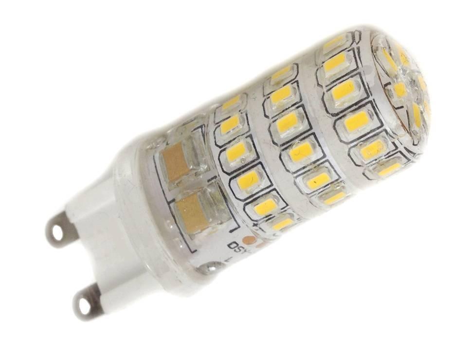 Conf da 2 pezzi lampadine g9 led 5w for Lampadine g9 led
