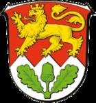 Wappen der Stadt Obertshausen seit 1977