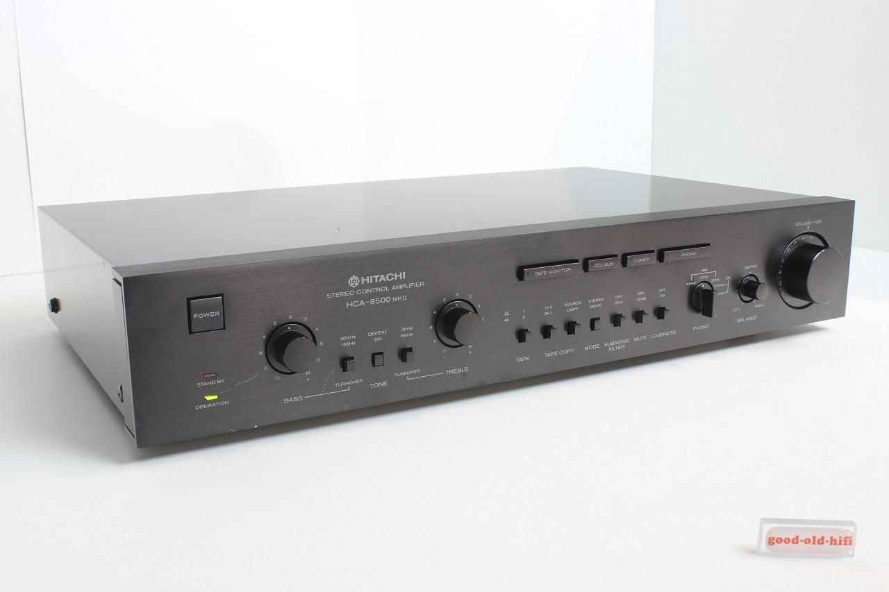 Hitachi HCA-8500MKII