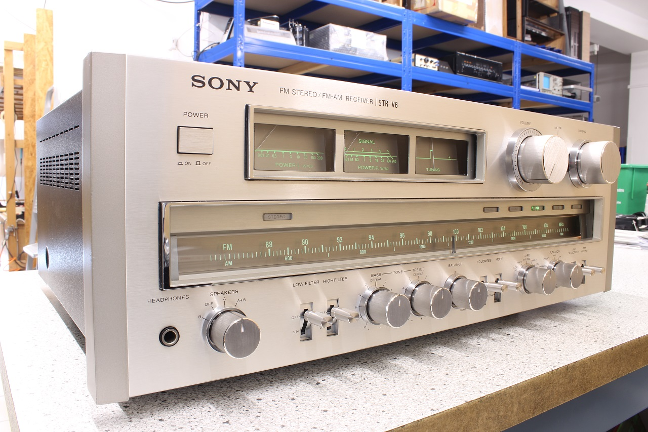 Sony STR-V6