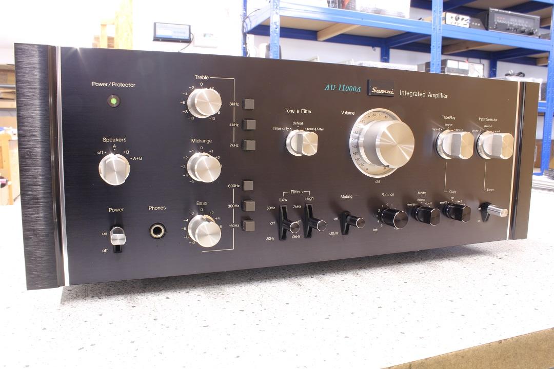 Sansui AU-11000A