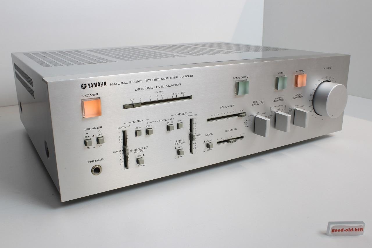 Yamaha A-960II