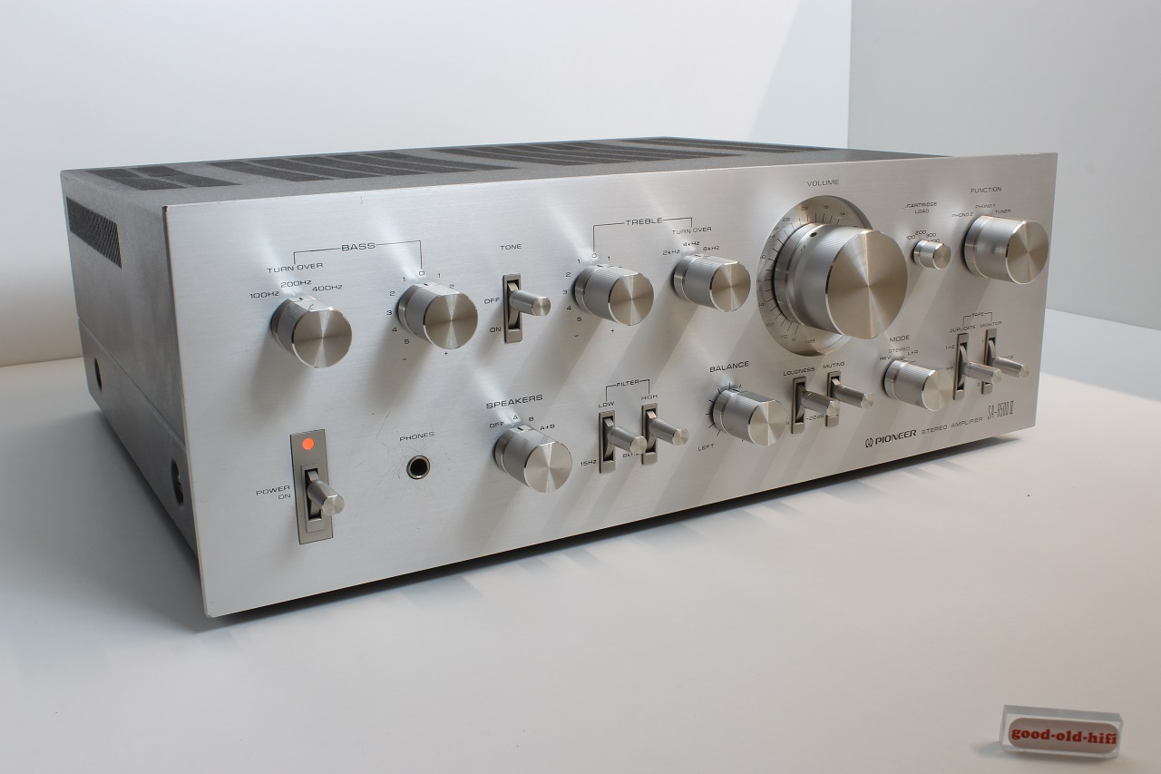 Pioneer SA-8500II
