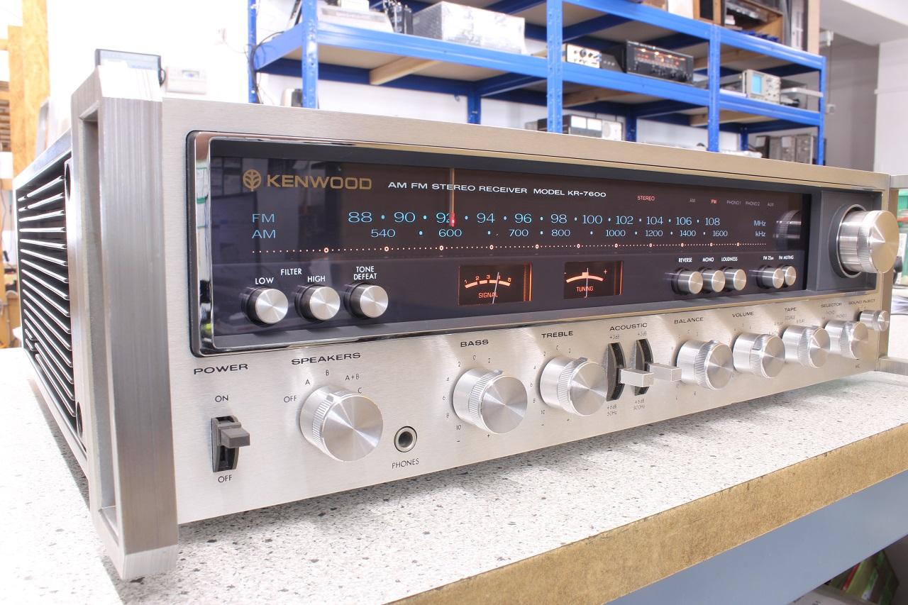 Kenwood KR-7600