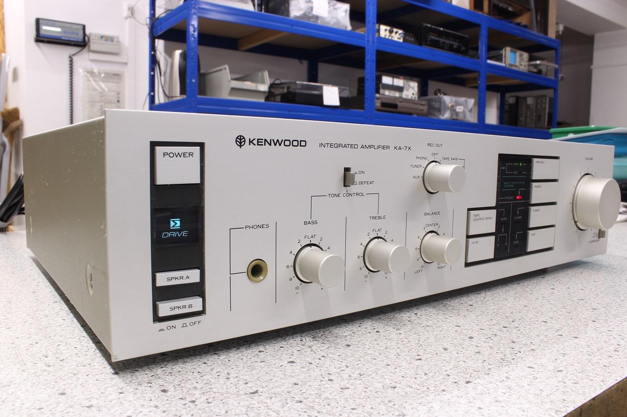 Kenwood  KA-7X