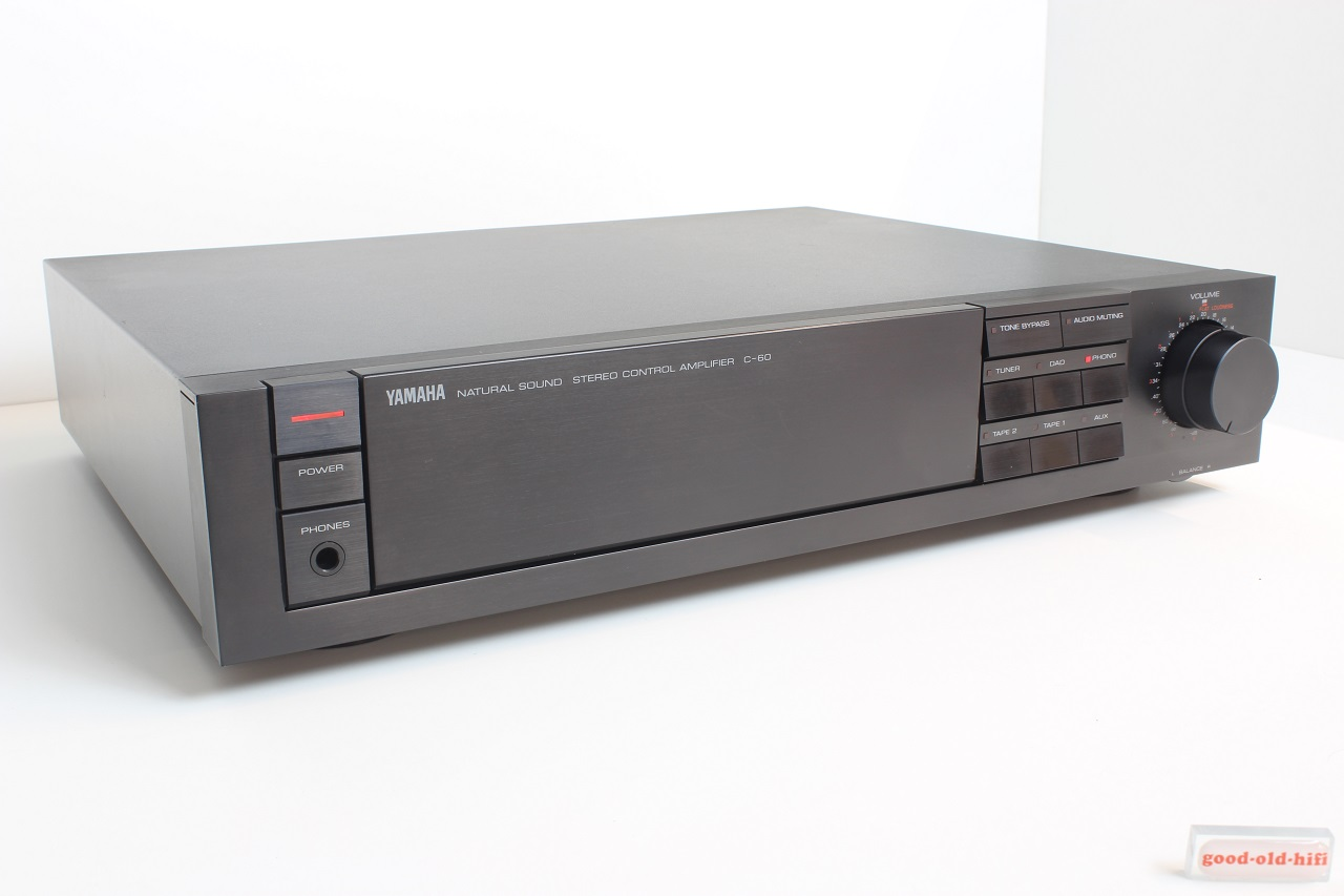 Yamaha C-60