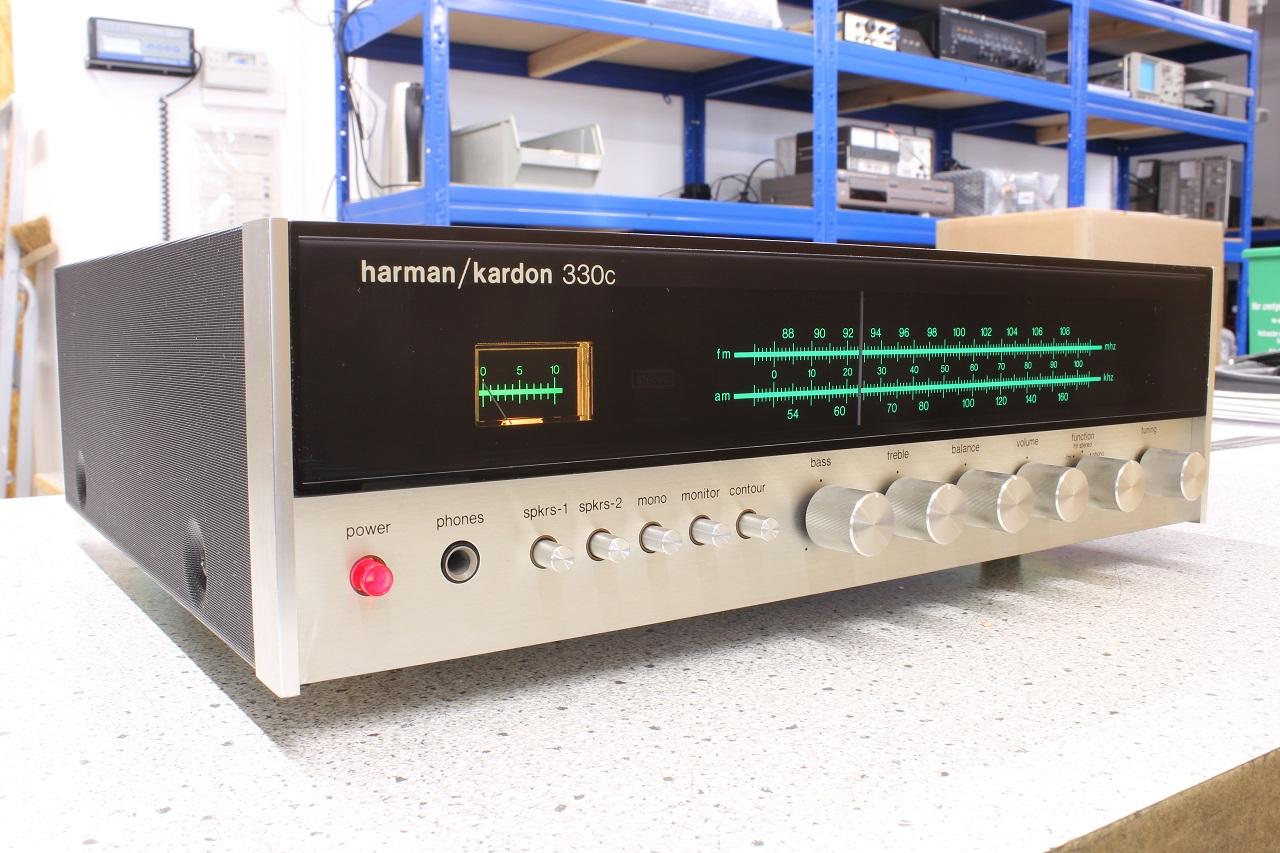 Harman/Kardon 330C