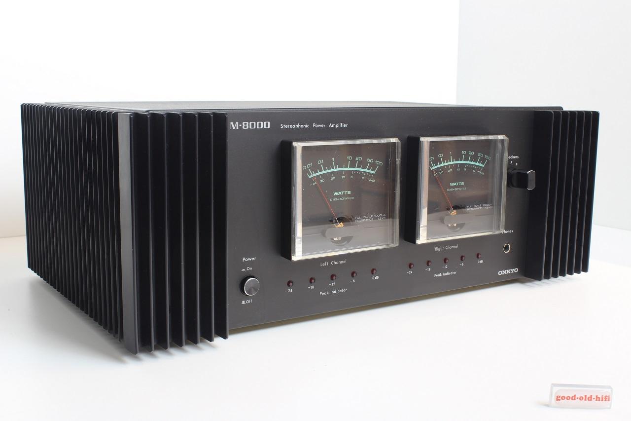 Onkyo M-8000