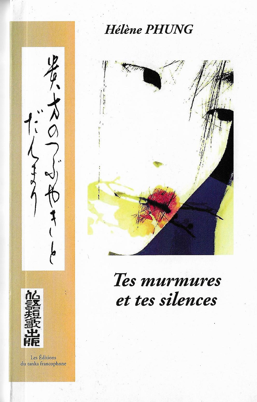 Recueil de tankas Hélène PHUNG Editions du Tanka Francophone
