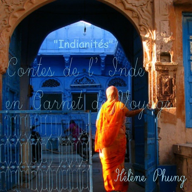 Contes  de l' Inde en CARNET de VOYAGE