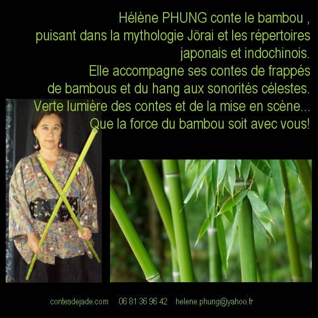 """ Bambous"" Contes d' Asie"