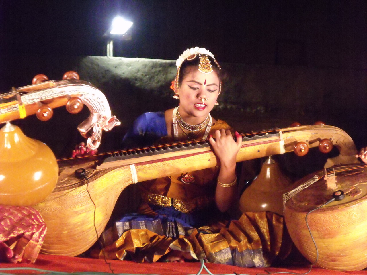Chanteuse Madurai 2012