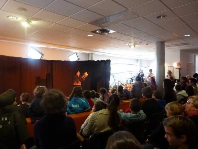 Megève Storygami en 2012