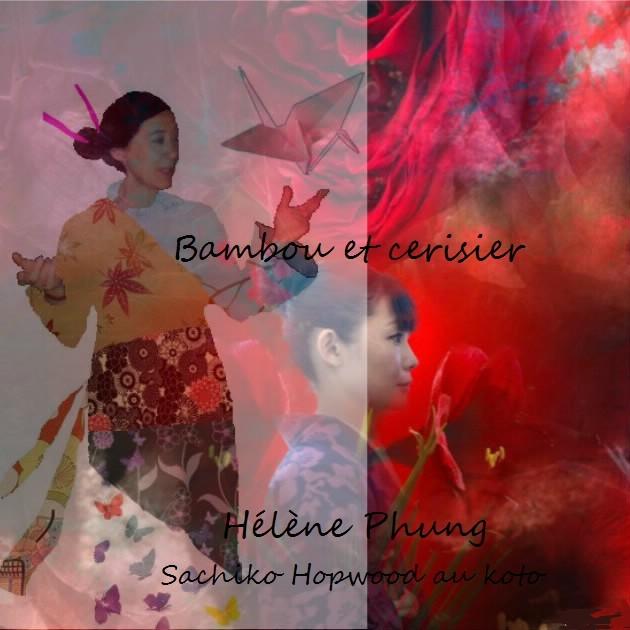 BAMBOU et CERISIER CONTES traditionnels et HAÏKUS, Sachiko HOPWOOD au KOTO