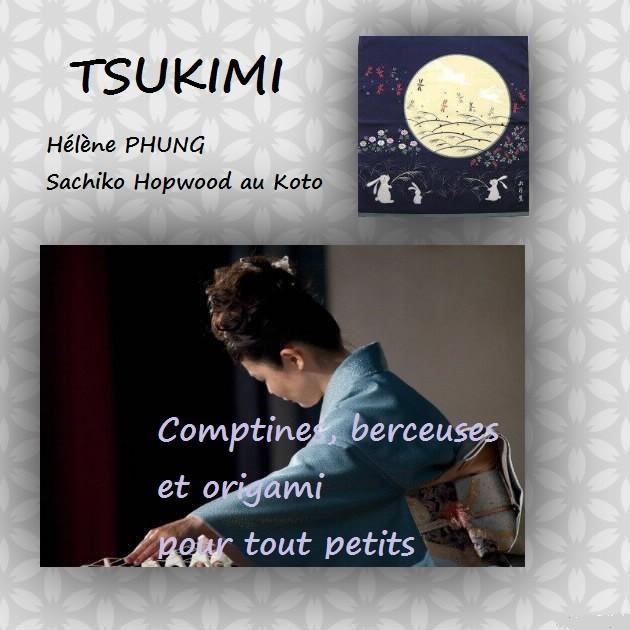 Tsukimi Contes du Japon en origami pour tout petits