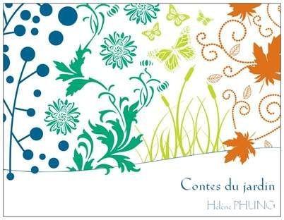 """Conte des jardins """" La femme jardin"""" et autres contes de Nature en origami"""