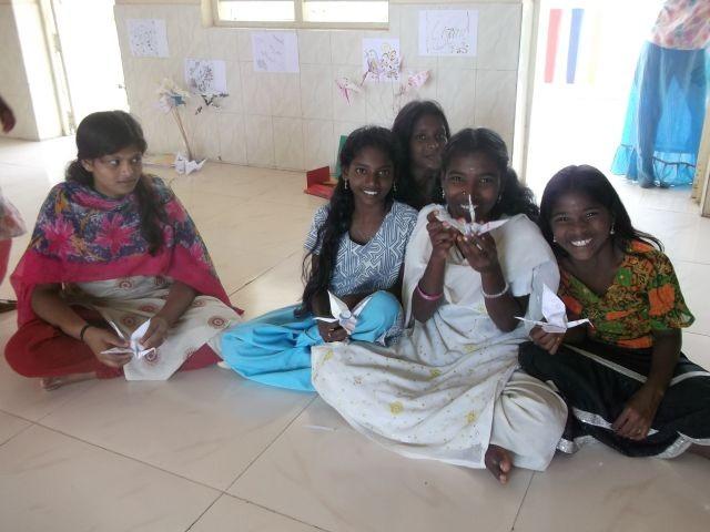 Les Mots oiseaux en Inde ( Janvier 2012)