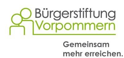 Bürgerstiftung Vorpommern, Mecklenburg Vorpommern, Logo