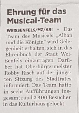 Mitteldeutsche Zeitung; 22.05.2017