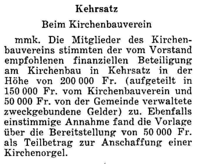 1967.05.18 - Der Bund - Kirche
