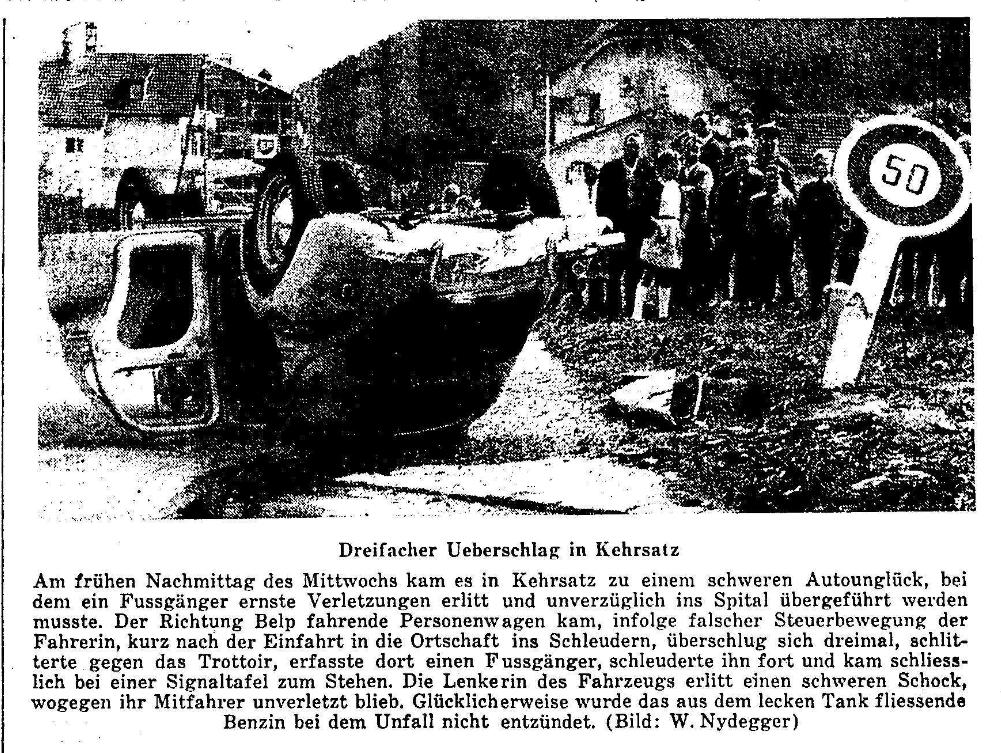 1963.05.02 - Der Bund - Unfall