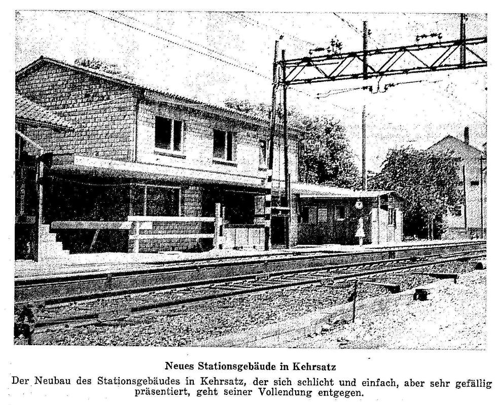 1963.06.28 - Der Bund - neuer Bahnhof