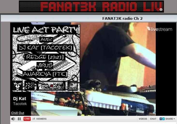 Dj Kat @ Live Act Party